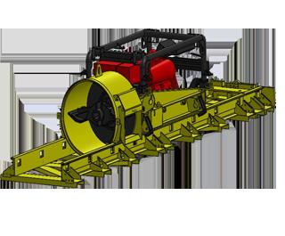 auger-boring-machine