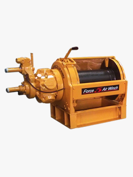 Air Tuggers (Pneumatic Winches)
