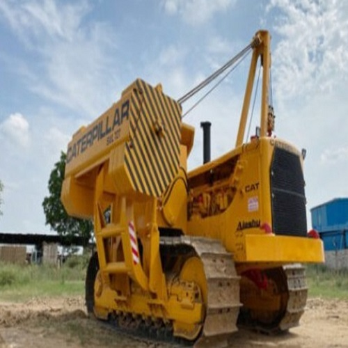 Reliable Pre-Owned Pipeline Construction Equipment